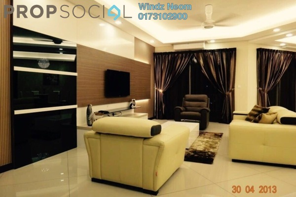 For Sale Condominium at 9 Bukit Utama, Bandar Utama Freehold Fully Furnished 4R/5B 1.9m