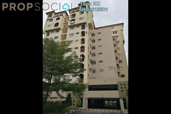 For Rent Condominium at Prisma Cheras, Cheras Freehold Unfurnished 2R/2B 1.1k