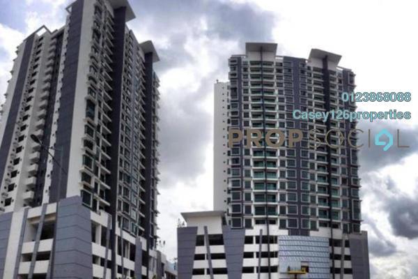For Rent Condominium at USJ One Park, UEP Subang Jaya Freehold Fully Furnished 4R/3B 1.9k