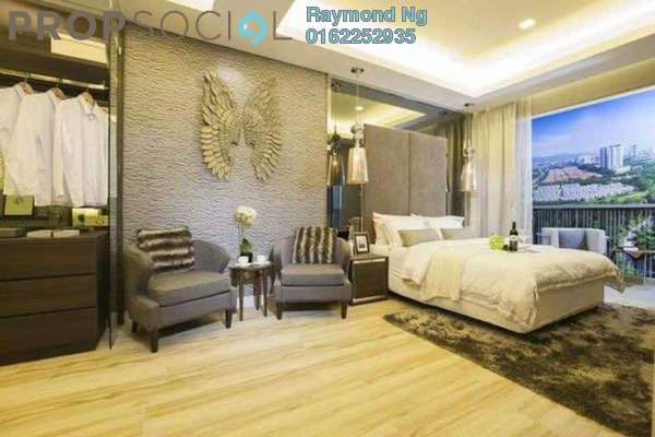 For Sale Condominium at Taman Kepong, Kepong Leasehold Semi Furnished 3R/2B 472k