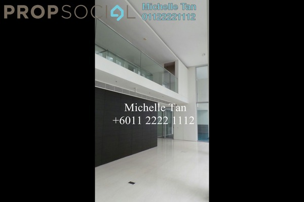 For Sale Duplex at One KL, KLCC Freehold Semi Furnished 3R/4B 4.5m