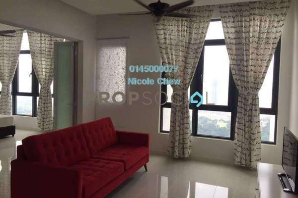 For Rent Condominium at Tropicana Avenue, Tropicana Freehold Fully Furnished 1R/1B 2k