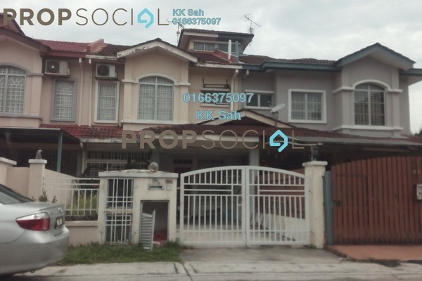 For Sale Link at Bandar Botanic, Klang Freehold Semi Furnished 4R/3B 583k