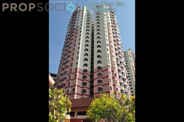 For Rent Condominium at Kingfisher Series, Green Lane Freehold Fully Furnished 3R/2B 1.2k