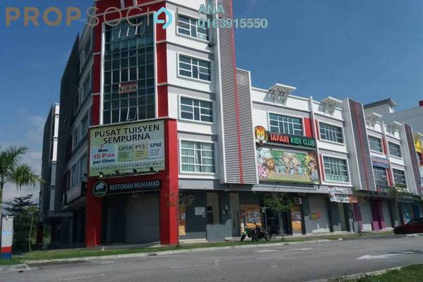 For Rent Shop at Subang Bestari, Subang Freehold Semi Furnished 0R/0B 6.5k