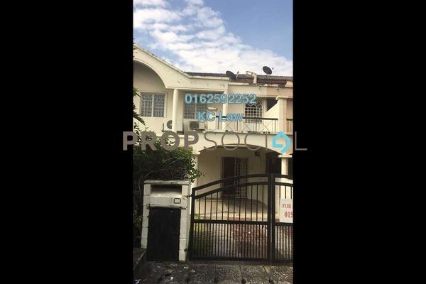For Sale Terrace at PJS 9, Bandar Sunway Leasehold Unfurnished 4R/3B 850k