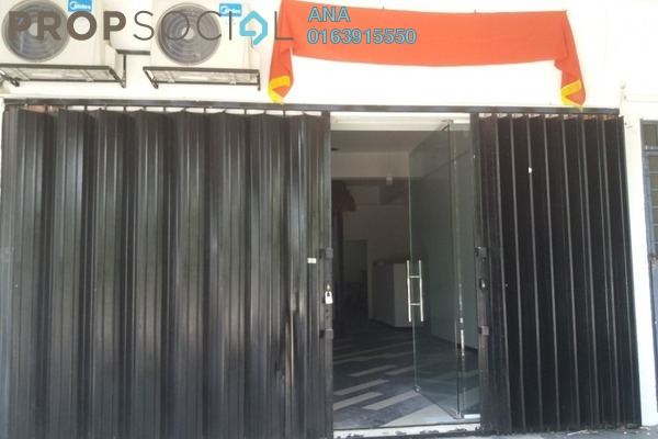 For Rent Office at Bandar Pinggiran Subang, Subang Freehold Semi Furnished 0R/0B 2.8k