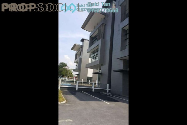 For Rent Factory at PJCT Industrial Zone, Petaling Jaya Freehold Unfurnished 0R/0B 32k