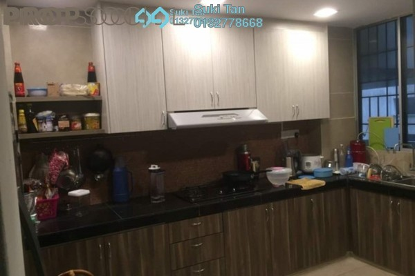 For Sale Condominium at Seri Puri, Kepong Freehold Semi Furnished 3R/2B 420k