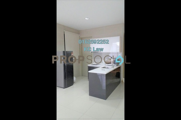 For Rent Condominium at KL Gateway, Bangsar South Freehold Fully Furnished 2R/2B 2.9k