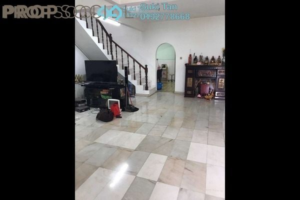 For Sale Terrace at Taman Batu, Jinjang Freehold Semi Furnished 4R/3B 850.0千