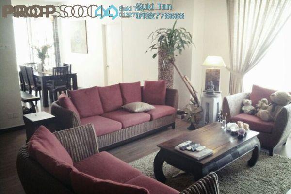 For Sale Condominium at Sri Putramas II, Dutamas Freehold Semi Furnished 3R/3B 650k