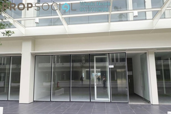 For Sale Office at Pavilion @ Bukit Jalil City, Bukit Jalil Freehold Unfurnished 0R/2B 5.8m