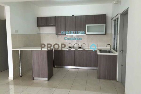For Rent Condominium at Pelangi Heights, Klang Freehold Semi Furnished 3R/2B 1.25k