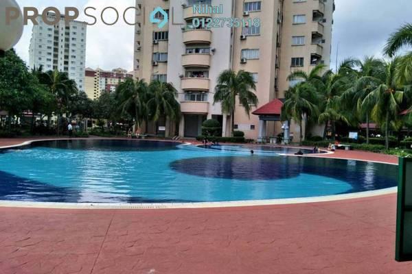 For Rent Condominium at Ridzuan Condominium, Bandar Sunway Freehold Semi Furnished 3R/2B 1.5k