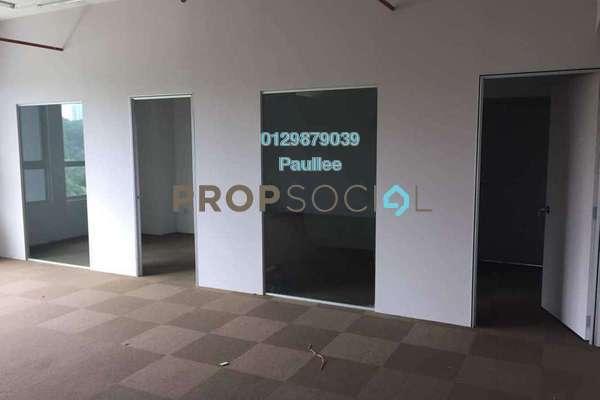 For Rent Office at 8trium, Bandar Sri Damansara Freehold Semi Furnished 2R/2B 1k