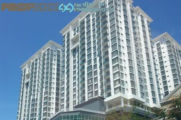 For Sale Condominium at BM City Mall, Bukit Mertajam Freehold Unfurnished 3R/3B 500k