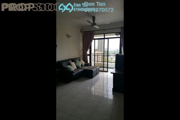 For Sale Condominium at E-Park, Batu Uban Freehold Fully Furnished 3R/2B 510k