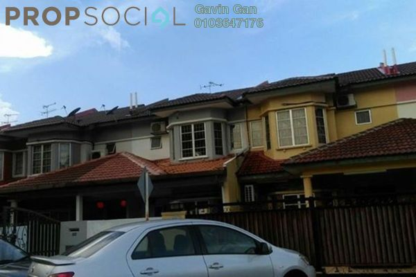 For Rent Terrace at Bandar Puteri Klang, Klang Freehold Semi Furnished 4R/3B 1.2k