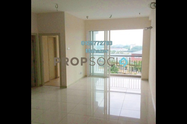 For Rent Condominium at TTDI Adina, Shah Alam Freehold Unfurnished 2R/2B 1.3k