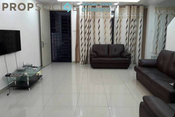 For Rent Terrace at S2 Heights, Seremban 2 Freehold Semi Furnished 4R/3B 1.5k