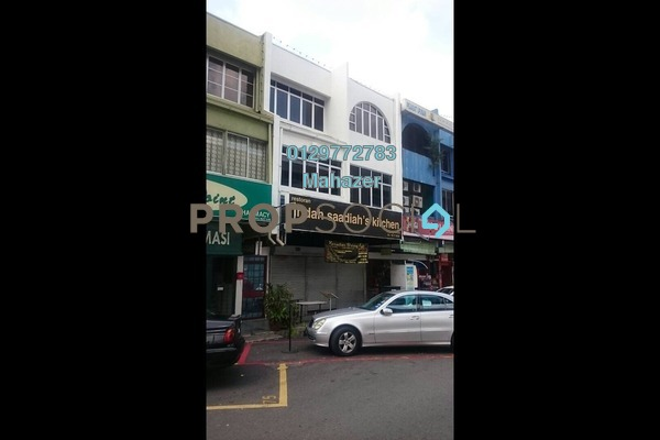 For Sale Shop at SS14, Subang Jaya Freehold Unfurnished 1R/1B 2.8m