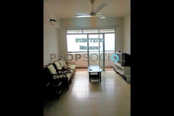 For Sale Condominium at Taman Raintree, Batu Caves Freehold Semi Furnished 4R/2B 420k