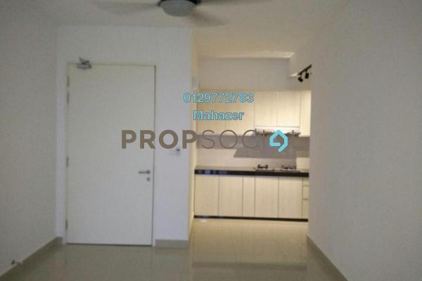 For Rent Condominium at Symphony Residence, Kajang Freehold Semi Furnished 3R/2B 1.2k