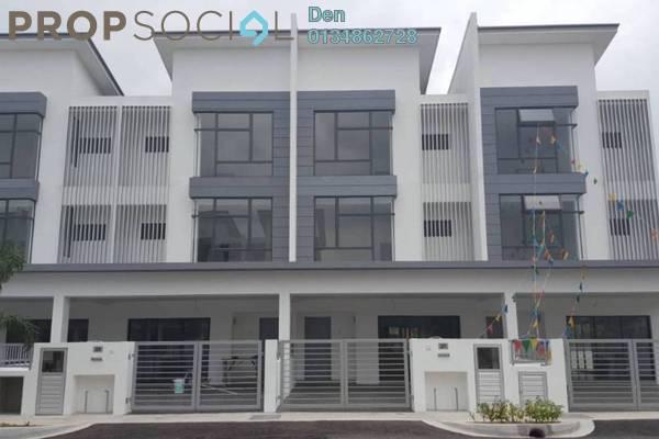 For Sale Terrace at Mutiara Residences, Bandar Bukit Raja Freehold Unfurnished 5R/4B 743k