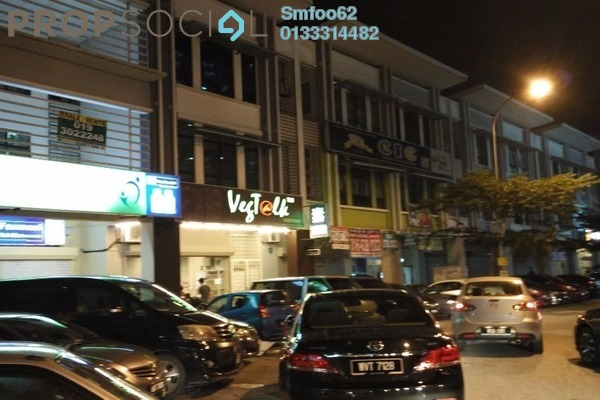For Rent Shop at Plaza Crystalville, Setapak Freehold Unfurnished 0R/0B 6.5k