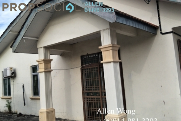 For Rent Terrace at Taman Nusa Bestari 1, Iskandar Puteri (Nusajaya) Freehold Unfurnished 3R/2B 1.3k