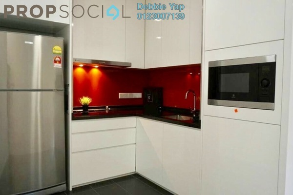 For Rent SoHo/Studio at Arcoris, Mont Kiara Freehold Semi Furnished 2R/2B 3.5k