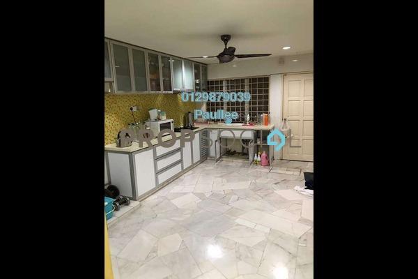For Sale Terrace at PU10, Bandar Puchong Utama Freehold Semi Furnished 4R/3B 780k