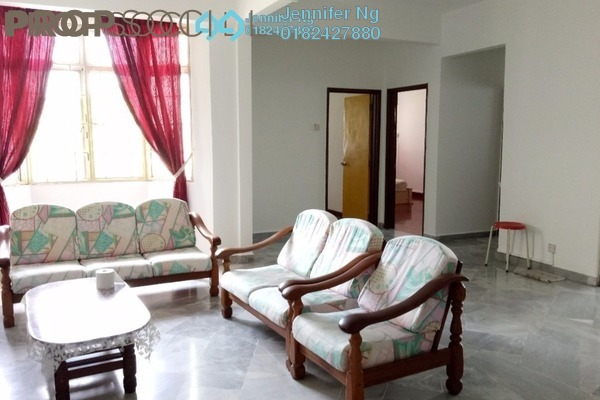 For Rent Condominium at Goodyear Court 10, UEP Subang Jaya Freehold Semi Furnished 3R/2B 1.3k