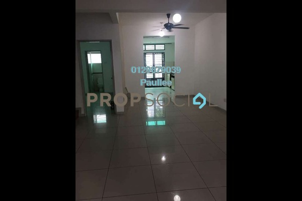 For Rent Townhouse at Park Villa, Bandar Bukit Puchong Freehold Semi Furnished 3R/3B 1.2k