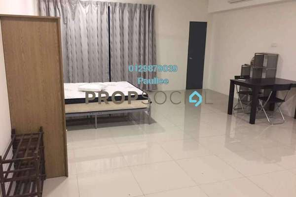 For Rent Condominium at V12 Sovo, Shah Alam Freehold Fully Furnished 0R/1B 1.1k