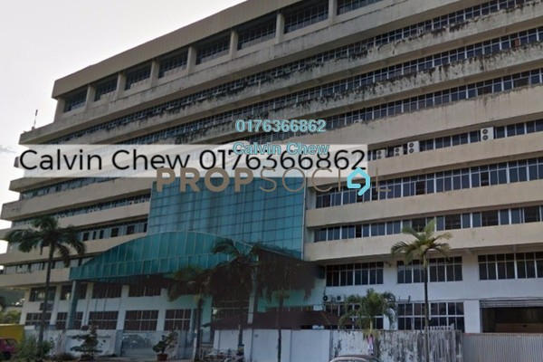 For Sale Factory at Taman Ehsan Industrial Park, Kepong Freehold Unfurnished 0R/0B 23m