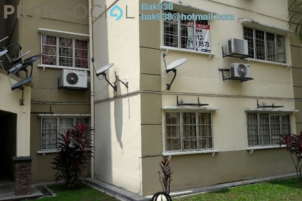 For Rent Apartment at Starville, UEP Subang Jaya Freehold Fully Furnished 0R/2B 1.6k