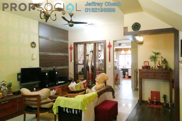 For Sale Terrace at Sunway SPK Damansara, Kepong Freehold Semi Furnished 5R/3B 1.65m