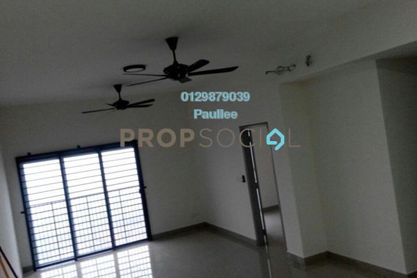 For Sale Condominium at The Wharf, Puchong Freehold Semi Furnished 2R/2B 330k