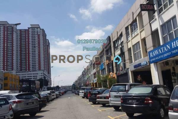 For Rent Shop at USJ 21, UEP Subang Jaya Freehold Unfurnished 0R/2B 3.3k