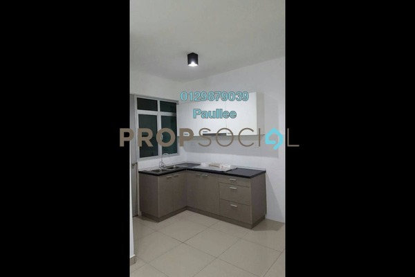For Sale Condominium at Kiara Residence 2, Bukit Jalil Freehold Semi Furnished 3R/2B 600k