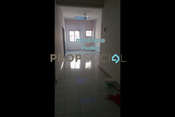 For Sale Apartment at Taman Serdang Perdana, Seri Kembangan Freehold Unfurnished 3R/2B 110k
