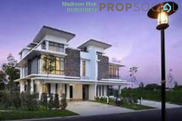 For Sale Semi-Detached at Iris Residence, Bandar Sungai Long Freehold Unfurnished 6R/6B 1.71m