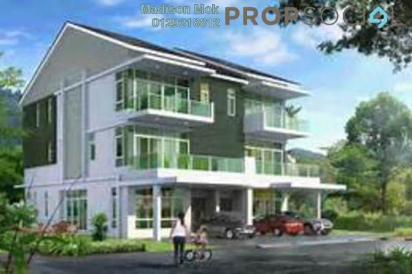 For Sale Semi-Detached at Indah Height, Bandar Sungai Long Freehold Unfurnished 6R/6B 1.73m