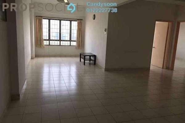 For Sale Condominium at Glen View Villa, Cheras Freehold Semi Furnished 3R/2B 359k