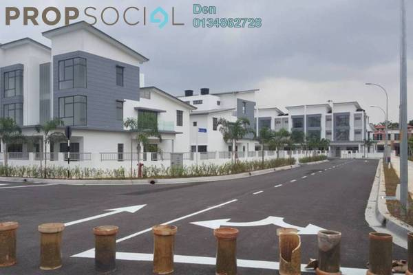 For Sale Link at Mutiara Residences, Bandar Bukit Raja Freehold Unfurnished 5R/4B 859k