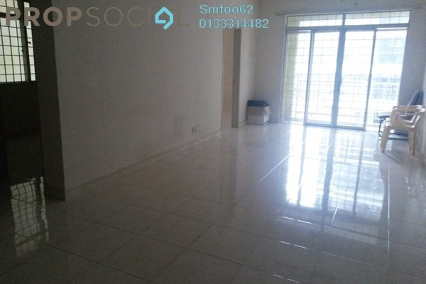 For Rent Condominium at Platinum Hill PV5, Setapak Freehold Semi Furnished 4R/2B 1.75k