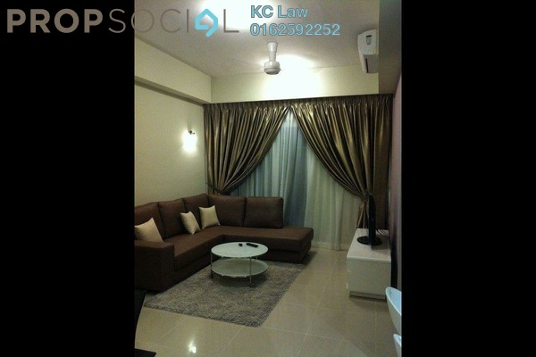 For Rent Condominium at Gaya Bangsar, Bangsar Freehold Fully Furnished 1R/1B 2.8k