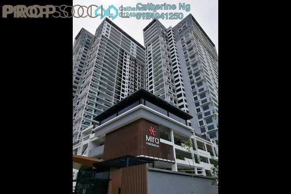 For Sale Condominium at Mira Residence, Tanjung Bungah Freehold Unfurnished 3R/4B 1.68m